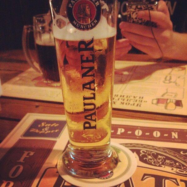 Снимок сделан в Beer Point пользователем Mike P. 10/16/2012