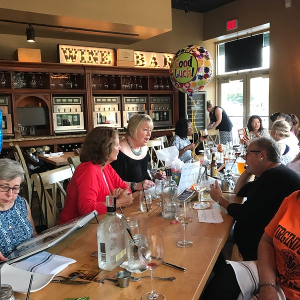 Photo taken at Parallel Wine Bistro by Diana on 7/12/2017