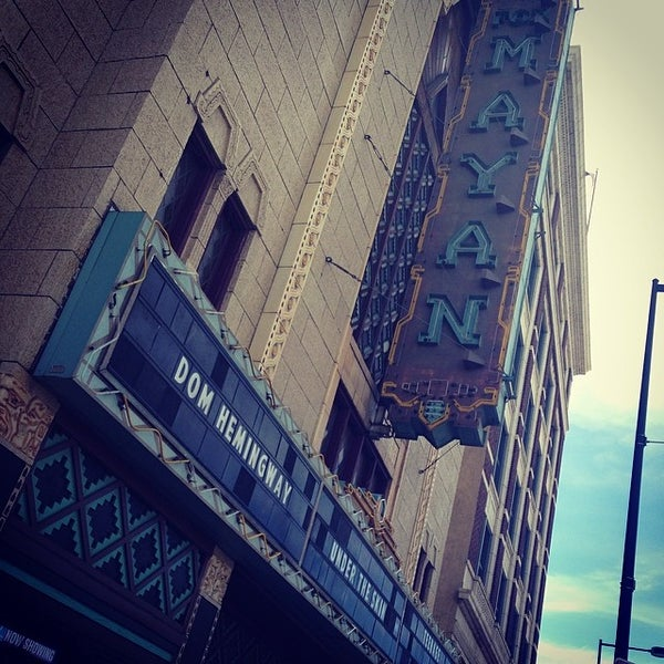 Photo taken at Mayan Theatre by José on 4/18/2014