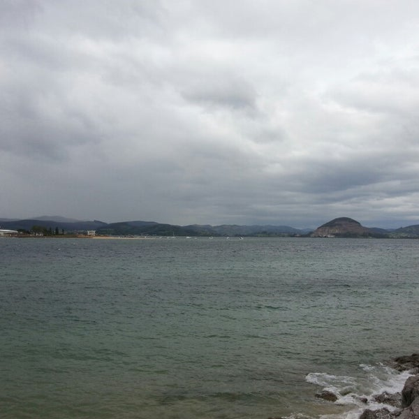 Photo taken at Santoña by Vicente V. on 5/23/2014