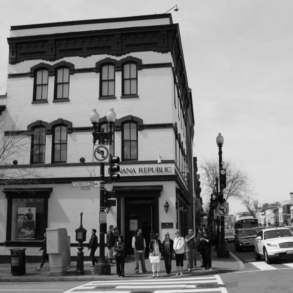 Clothing stores in georgetown