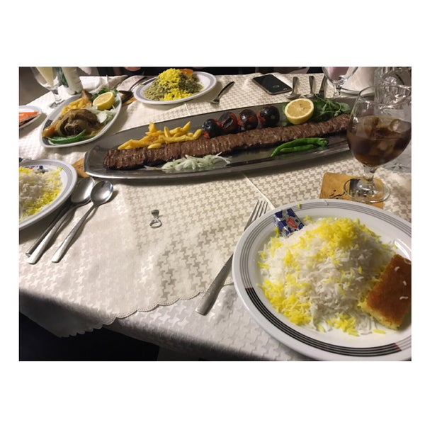 Alborz for Alborz persian cuisine austin