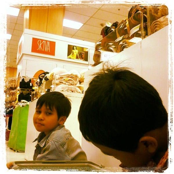 Photo taken at AEON Metro Prima Shopping Centre by Shahrulnyswan M. on 11/11/2012