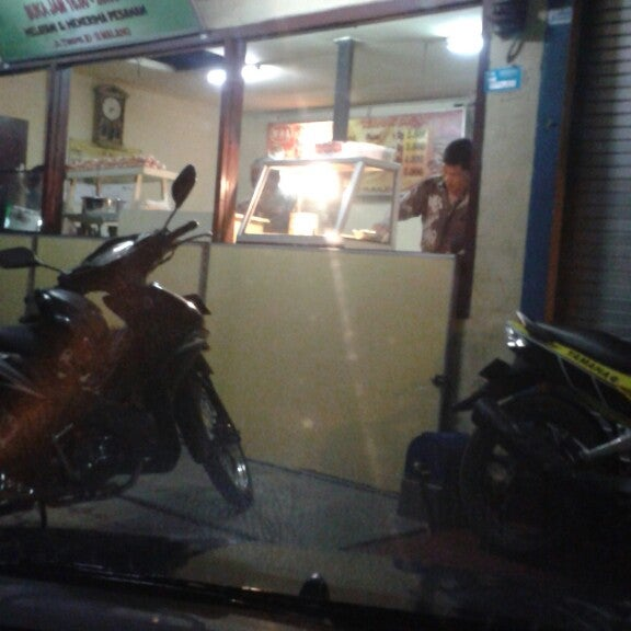 """Photo taken at Martabak """"M A"""" by Ronald M. on 12/29/2013"""