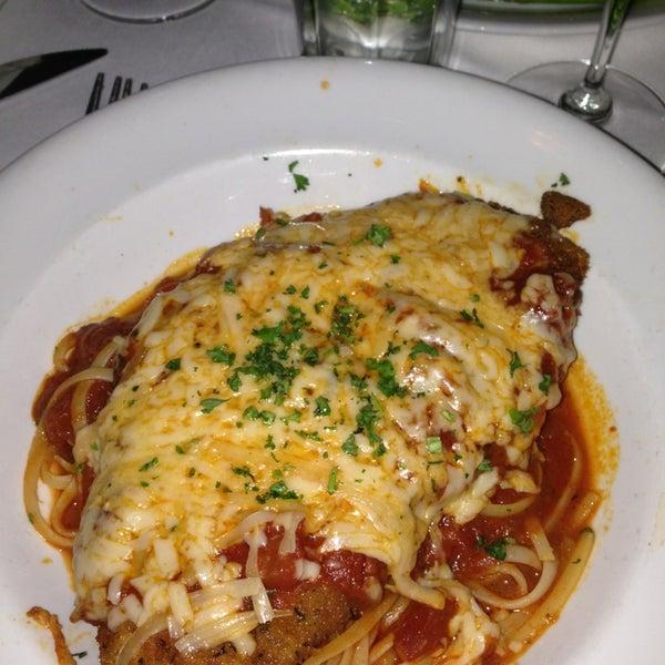 Photo taken at Al Biernat's Prime Steak & Seafood by Tricia B. on 3/6/2013