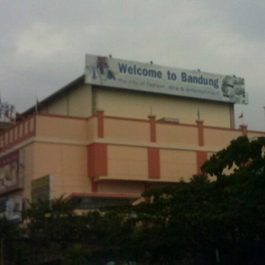 Photo taken at Bandung Trade Centre - BTC Fashion Mall by Bimba A. on 11/23/2012