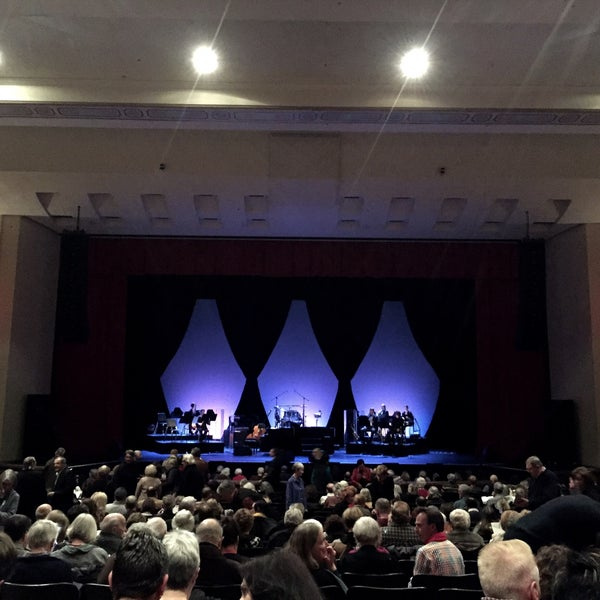 Photo taken at Centennial Hall by Bobby R. on 1/22/2017