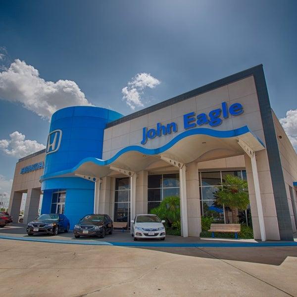 Photo Taken At John Eagle Honda Of Houston By John Eagle Honda Of Houston  On 3
