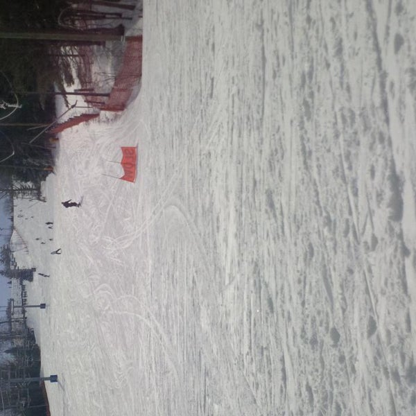 Photo taken at Chicopee Ski & Summer Resort by Laura J. on 2/24/2013