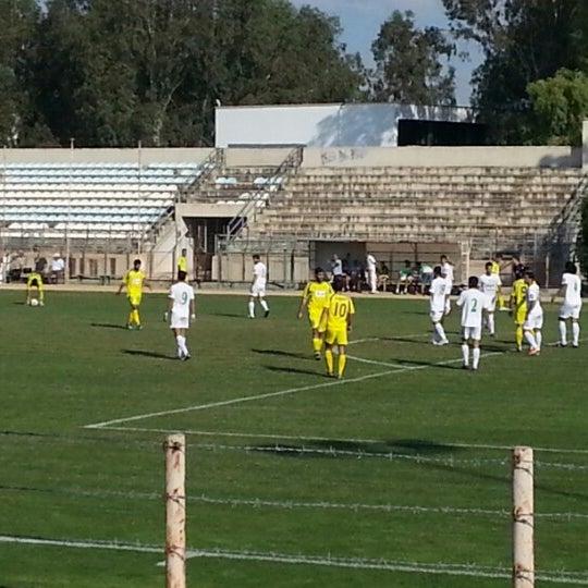 10/13/2012にPetros K.がEuropean University Cyprusで撮った写真