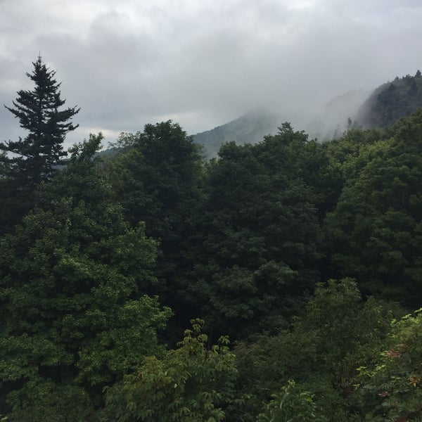 Photo taken at Grandfather Mountain by Laura H. on 8/27/2017