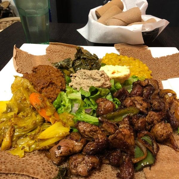 Ethiopian Restaurant San Francisco Ca