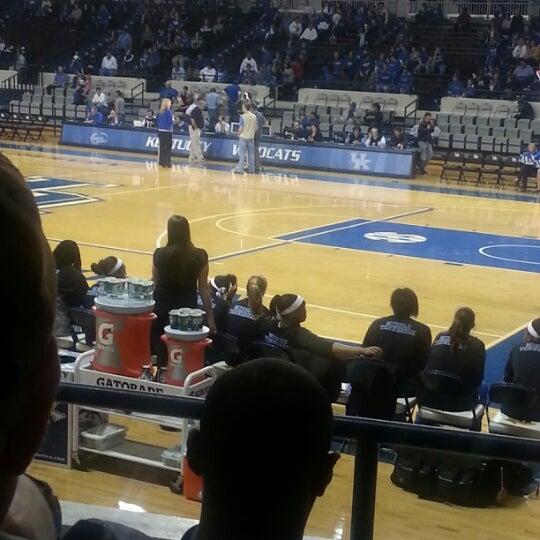Photo taken at Memorial Coliseum by Jaye M. on 12/9/2012