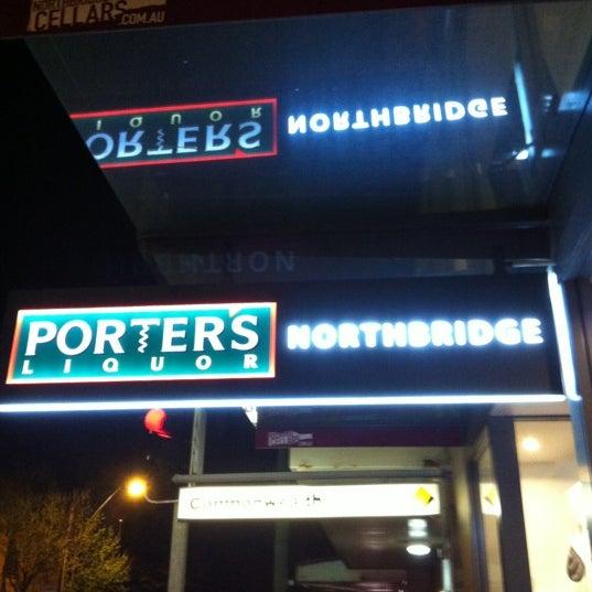 Photo taken at Northbridge Cellars by Thomas G. on 9/27/2012