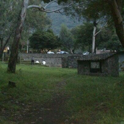 Foto tirada no(a) Campo Escuela Scout Meztitla por Brenda L. em 9/30/2012