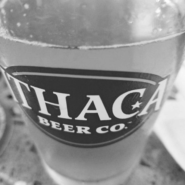 Photo taken at Ithaca Beer Co. Taproom by Mary D. on 8/14/2017