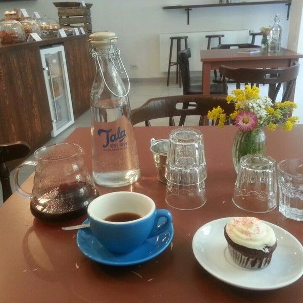 Photo taken at coffee room. by Veronika Š. on 5/6/2014