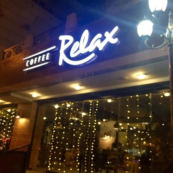 Снимок сделан в Coffee Relax пользователем Aiperim 1/15/2016