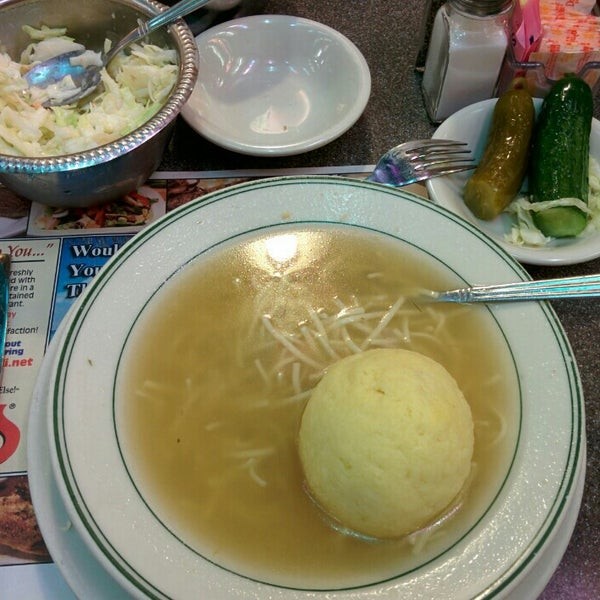 Photo taken at Ben's Kosher Delicatessen by Mike M. on 7/30/2015