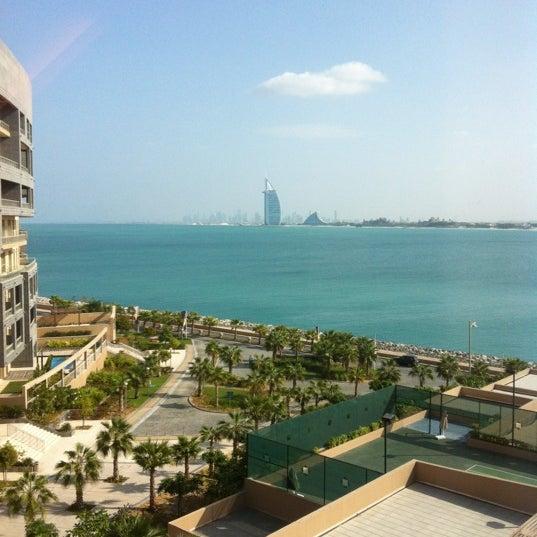 11/28/2012 tarihinde Vladimir S.ziyaretçi tarafından Rixos The Palm Dubai'de çekilen fotoğraf
