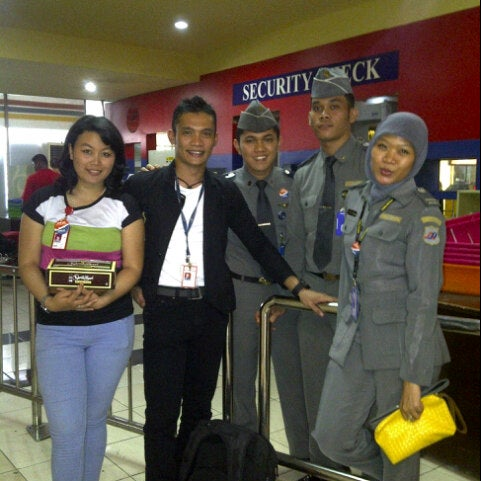 Photo taken at Polonia International Airport (MES) by adjie k. on 1/19/2013