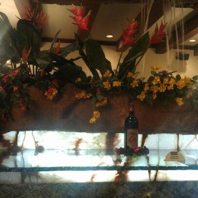 Photo taken at Brazaviva by Luciana F. on 12/25/2012