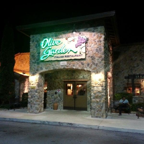 Olive Garden Kissimmee Fl