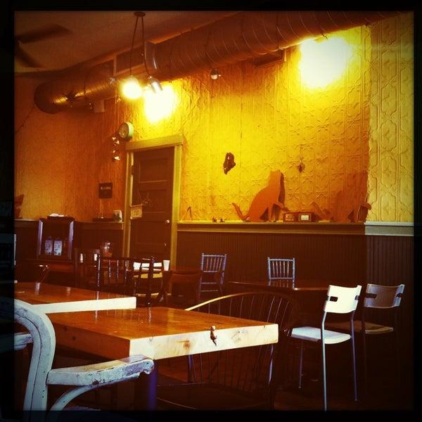 Photo taken at Ashbox Cafe by Keysh on 7/30/2013