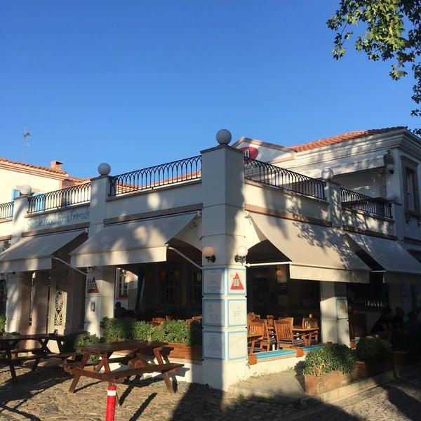 9/21/2017 tarihinde Şişko P.ziyaretçi tarafından Uno Restaurant'de çekilen fotoğraf