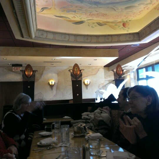 Photo taken at The Cheesecake Factory by Sal H. on 2/1/2013