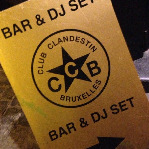 Photo prise au Club Clandestin par [Q.] le5/30/2014