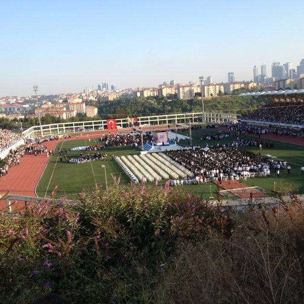 Foto diambil di İstanbul Teknik Üniversitesi oleh Nagihan C. pada 7/8/2013