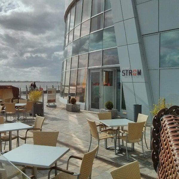 restaurant strom im atlantic hotel sail city mitte 1 tip from 42 visitors. Black Bedroom Furniture Sets. Home Design Ideas