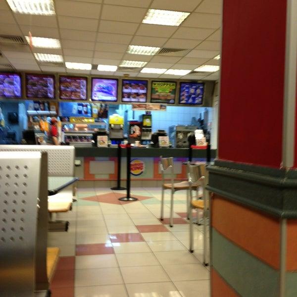 Photo taken at Burger King by Goko on 2/19/2013