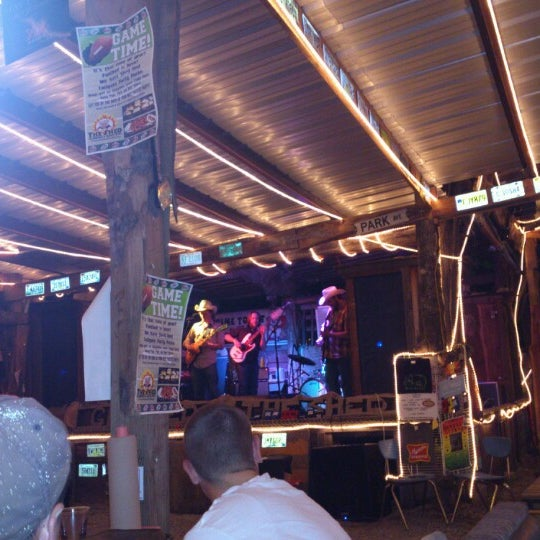 Photo taken at The Shed Barbeque and Blues Joint by Rosemary S. on 10/14/2012