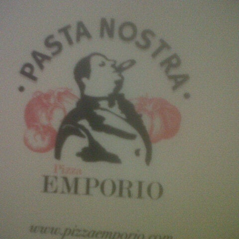Photo taken at Pasta Nostra by Ernesto G. on 6/1/2013