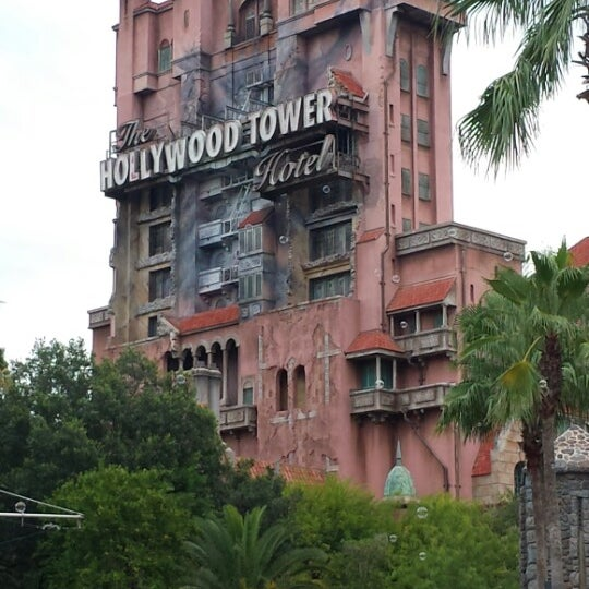 Photo taken at Disney's Hollywood Studios by Chris D. on 7/14/2013