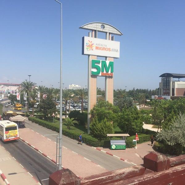 8/5/2015 tarihinde Turgut T.ziyaretçi tarafından Antalya Migros AVM'de çekilen fotoğraf