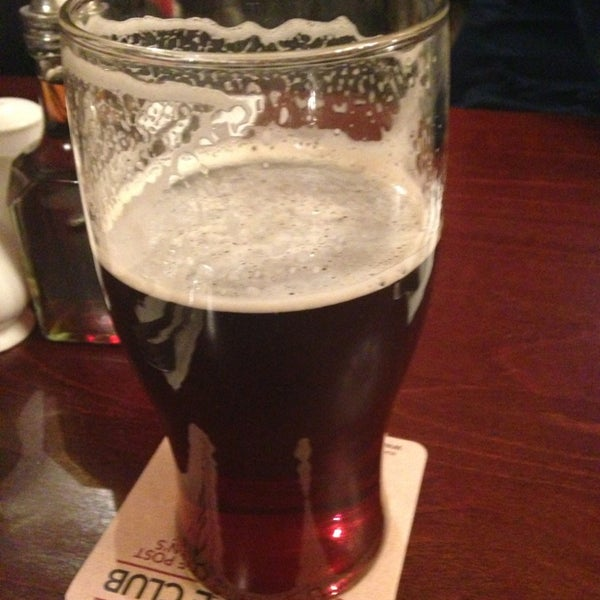 Photo taken at The Carpenters Arms by Clinton F. on 12/18/2012