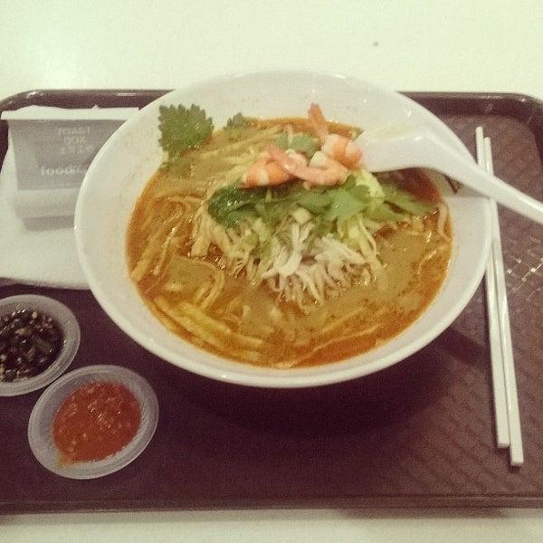 Sarawak cuisine diner for X cuisine miri