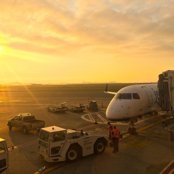 Photo taken at Gate C29 by Christian M. on 8/19/2015