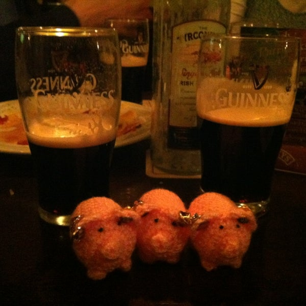 Foto tirada no(a) Fritzpatrick's Irish Pub por Sandy em 3/7/2013