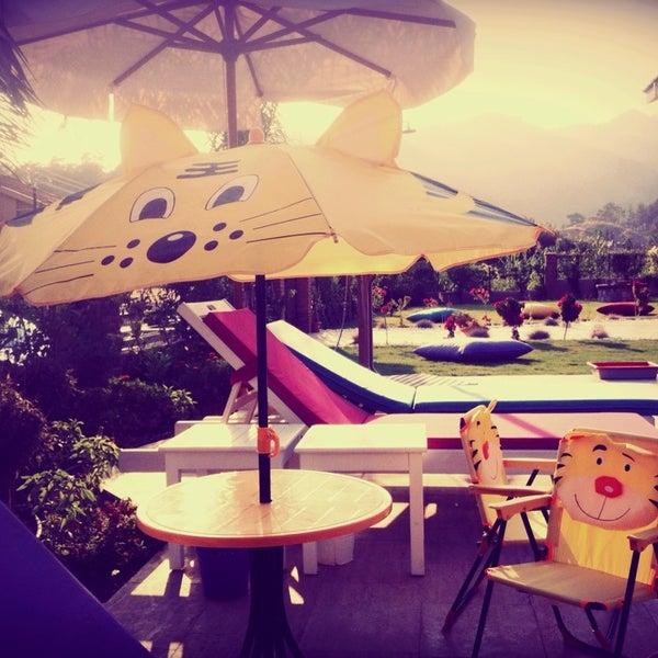 7/19/2014 tarihinde didem g.ziyaretçi tarafından Göcek Naz Hotel'de çekilen fotoğraf