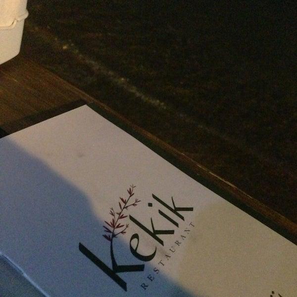 Das Foto wurde bei Kekik Restaurant von Cihan O. am 7/24/2013 aufgenommen