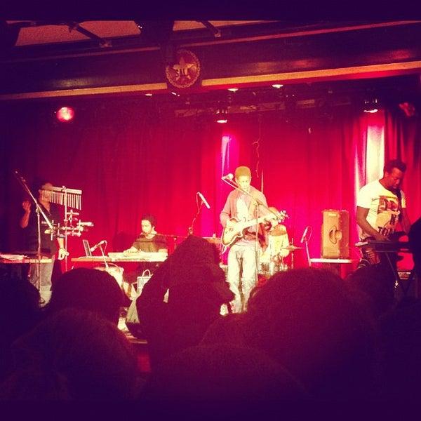 Photo taken at La Sala Rossa by Tobie B. on 11/27/2012