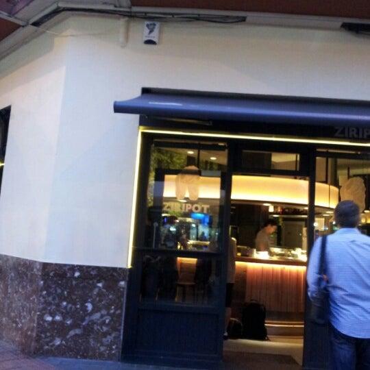 Foto tomada en Ziripot por Fernando P. el 10/10/2012