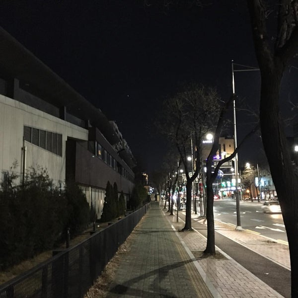 Photo taken at 현대고등학교 by Seunghoon K. on 12/27/2015