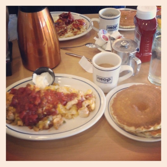 Photo taken at IHOP by Angie C. on 10/10/2012