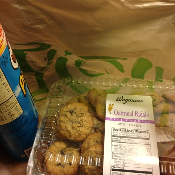 Photo taken at Wegmans by Patti on 12/31/2012