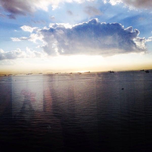 9/20/2014 tarihinde Sinemziyaretçi tarafından Sarıyer Evyap Koleji'de çekilen fotoğraf